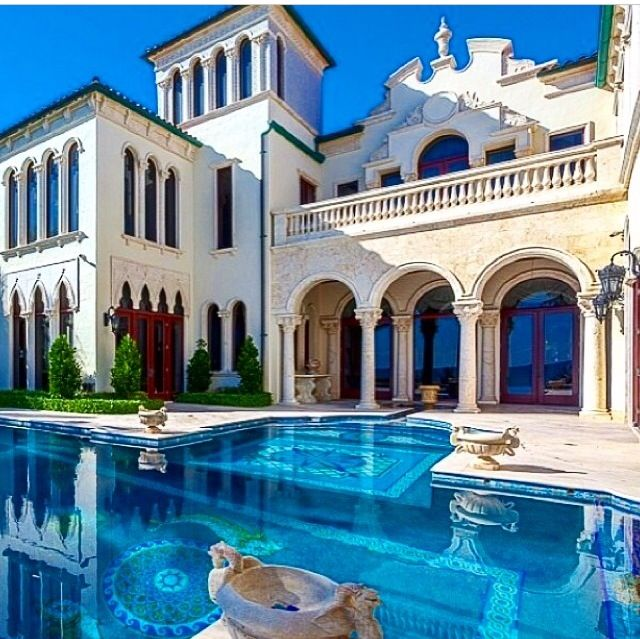 Luxury Beach Homes: 177 Best Real Estate Porn Images On Pinterest