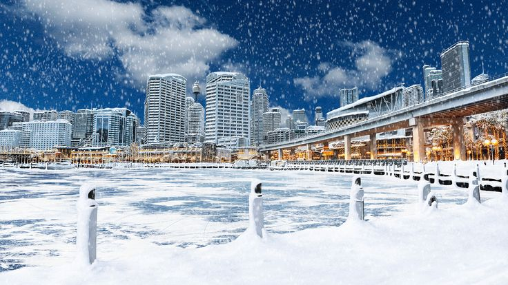 Darling Harbour Winter Wonderland ~ Cool Yule ~ From 13 June – 13 July