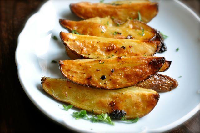 Greek Style Roasted Potatoes