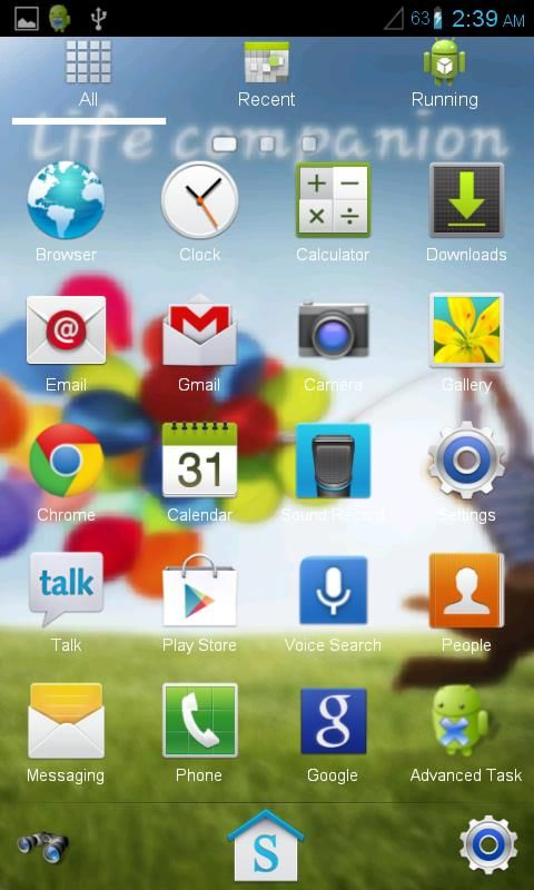 7 Awesome Go Launcher EX Themes for Android Device