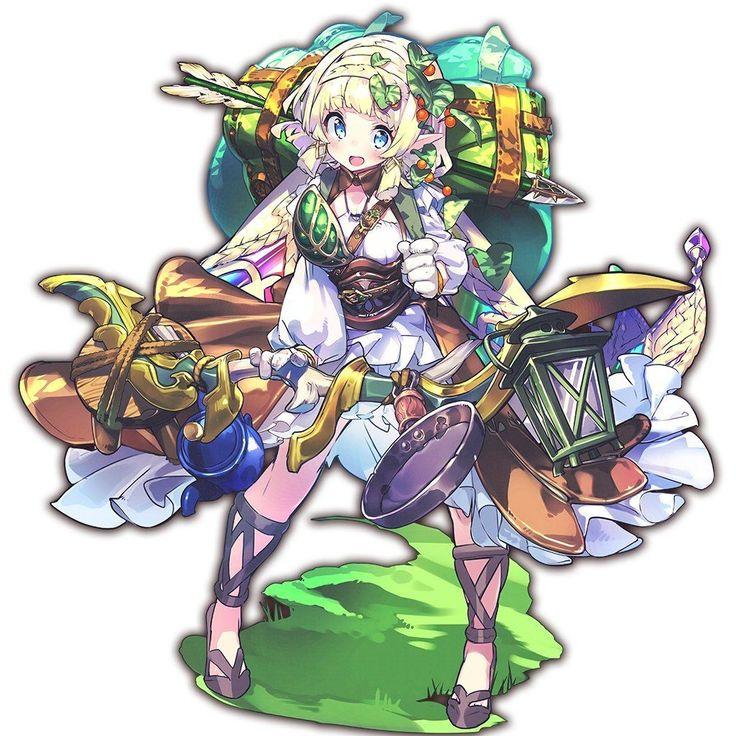 【ラスピリ】ソフィアの評価・ステータス - Gamerch