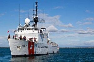 Coast Guard Cutter Spencer file photo