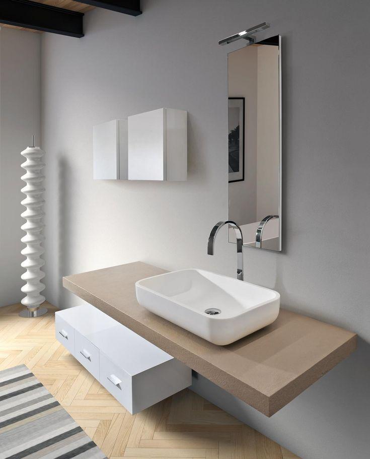 Oltre 25 fantastiche idee su lungo bagno stretto su - Idea bagno oggi ...