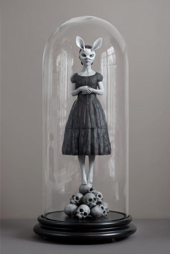 Le monde fantastique et imprimé en 3D de Danny van Ryswyk