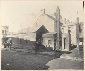 Rear of 37 0xford Street, Paddington.   Library of NSW Search - Manuscripts, Oral History, and Pictures Catalogue - State Library of New South Wales