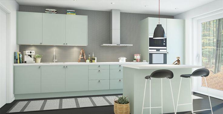 Skapa ditt eget kök – Nytt kök badrum och tvättstuga - Vedum kök och bad AB