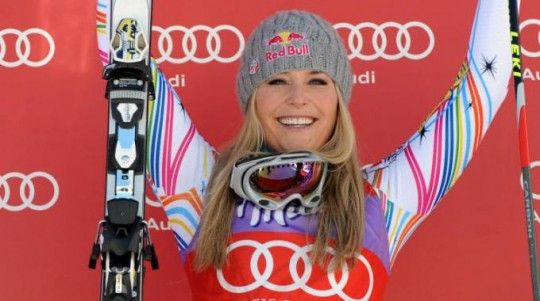 Great! Lindsey Vonn won the fourth Ski World Cup    http://news.mondoneve.it/lindsey-vonn-vince-4a-coppa-del-mondo-sci-alpino_4530.html