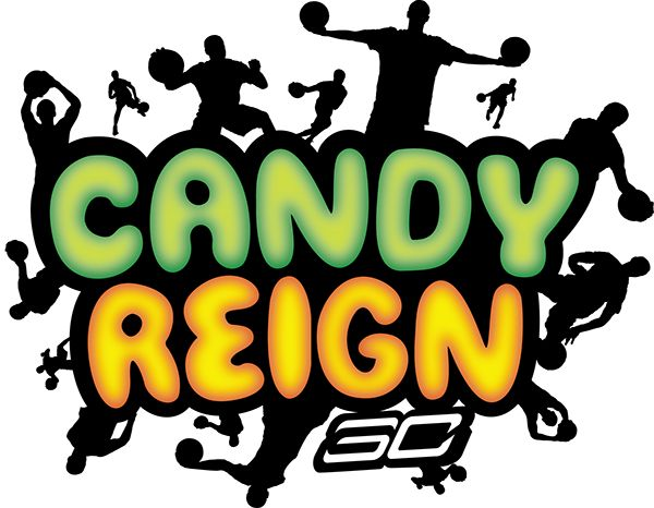 Steph Curry Candy Reign on Behance