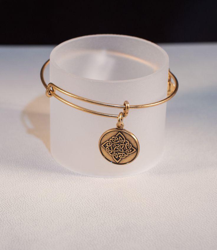 Purchase Alex and Ani items at our Schenectady, NY Northeastern Fine Jewelry location! #NEFJ #AlexandAni #bangle #bracelet #jewelry #finejewelry #NewYork #StPatricksDay #celticknot #gold