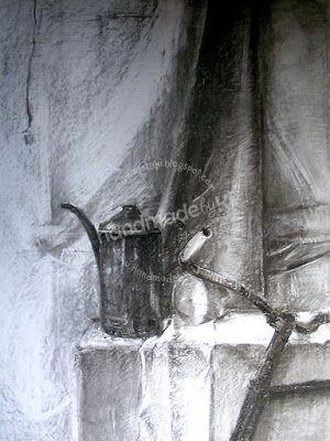 HANDMADE by Ki: (2) martwa natura