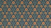 Bradbury Historic Victorian Wallpapers | Dresser Roomset In Indigo