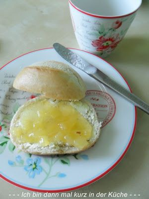 Apfel-Vanille-Marmelade