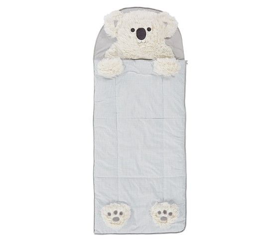 Shaggy Head Koala Sleeping Bag Bear Sleeping Bags Tent
