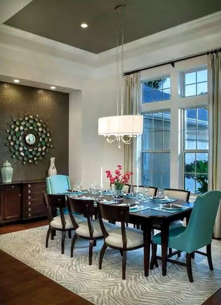 14 Best Wall Mirrors And Sconce For Dining Room Images On
