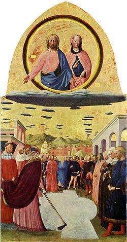 Masolino da Panicale -Basilica di Santa Maria Maggiore