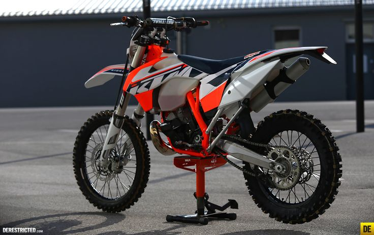 ktm white plastics | 2014 KTM 250 EXC Zajcmaster's Custom build « Design « DERESTRICTED