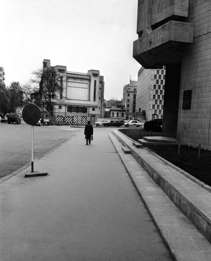 Bükreş Blog: Arne Lind's day in Bucharest