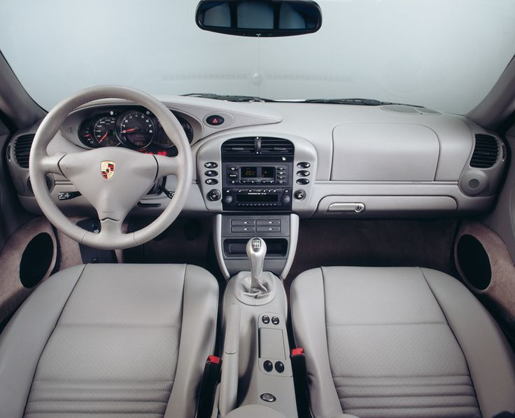 Porsche 996 986 interior solutions