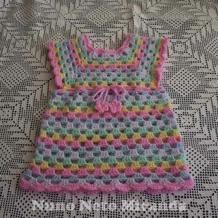 Free Crochet Dress Patterns In English : 218 best images about girls summer knit@crochet on ...
