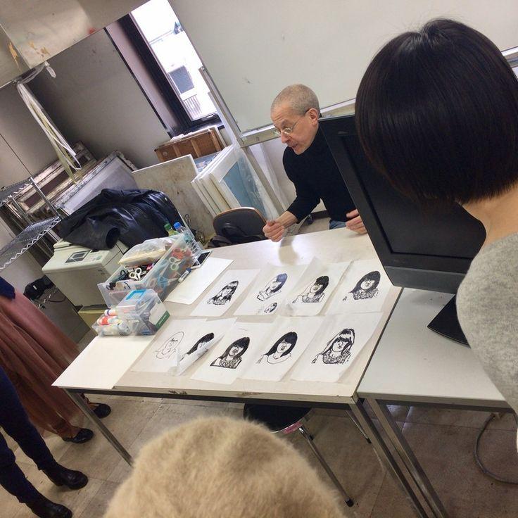 【インターナショナルプログラム】[イベントレポート]3月無料プレスクール:英語で学ぶ・デザインファンデーション(デザインの基礎)