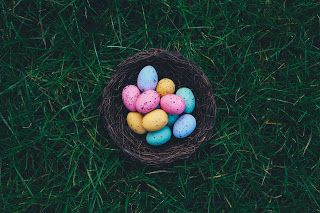 Add Norwegian Lifestyle: Making a Home Round Up of Easter Crafts