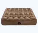 camping aero bed