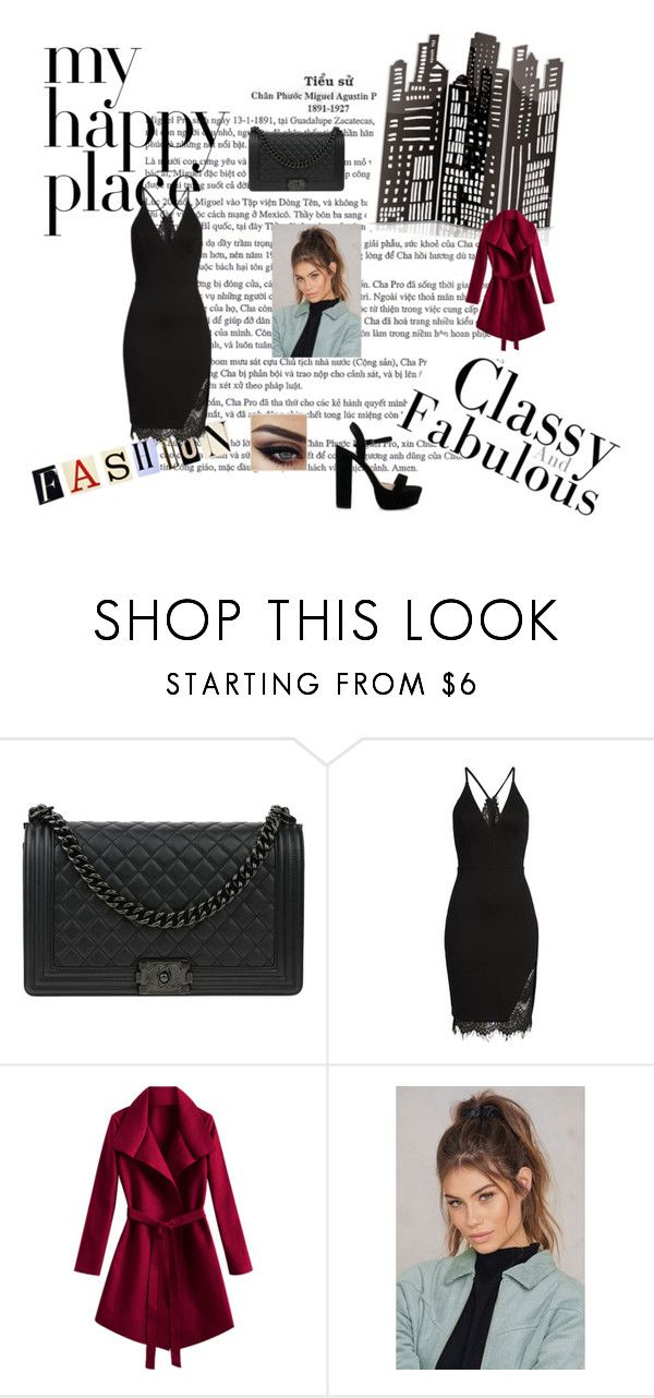 """""""The Junos"""" by sarahbear231 on Polyvore featuring Chanel, Astr and NA-KD"""