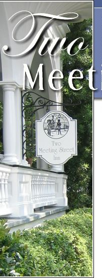 Charleston SC Inns, B and B Inns Charleston SC - One of the most admired Charleston SC bed and breakfast inns, picturesque Meeting Street inn