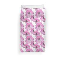Duvet Cover www.macsnapshot.com #duvetcover #pinkflowers #pinkduvet #bedcover #home #fabric #macsnapshot #redbubble