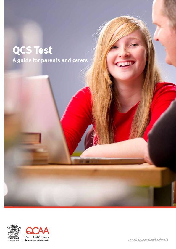 QCS Test - A guide for parents and carers