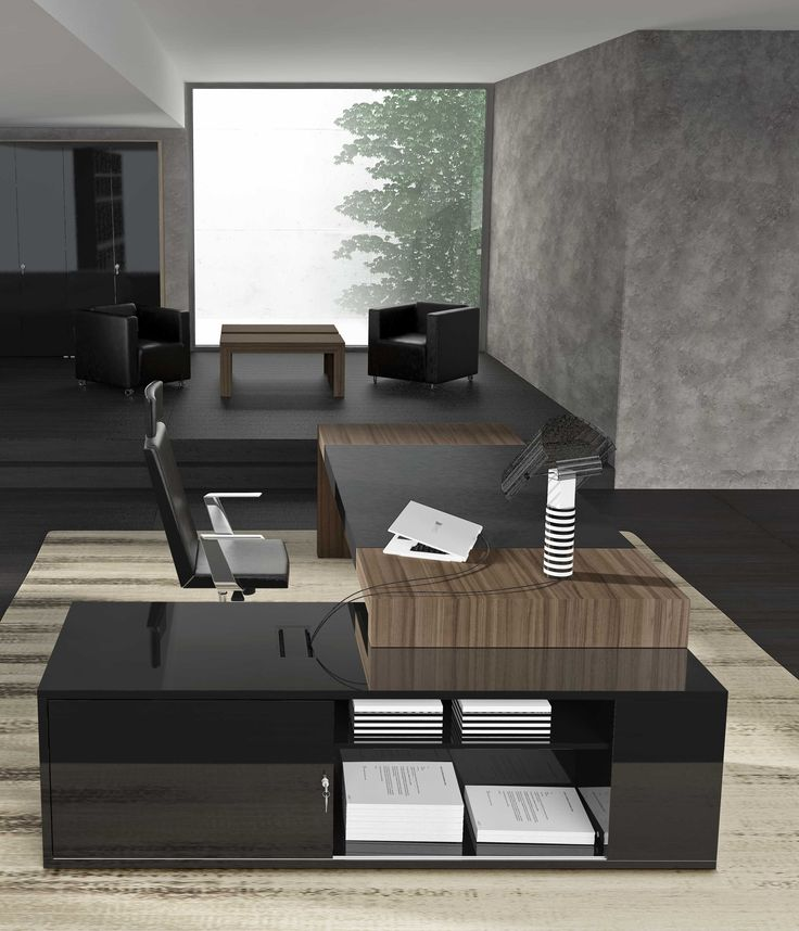 Awesome BLOCK Executive Office Desk By Prof Office