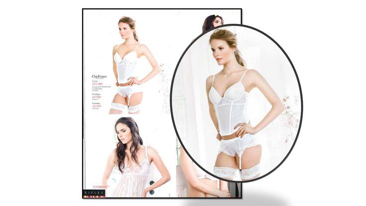 Revista Ripley, www.perfectbra.cl www.ripley.cl
