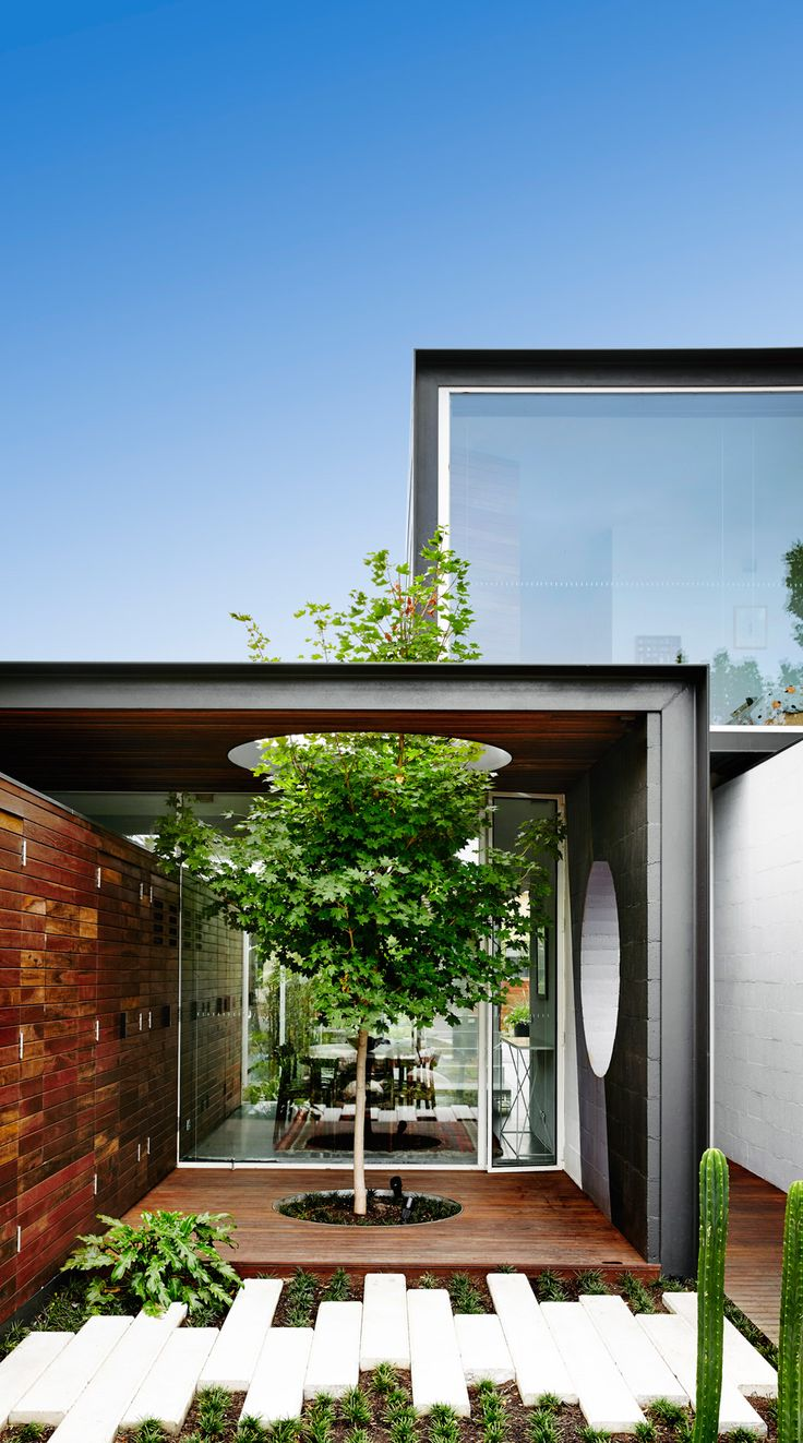 That House by Austin Maynard is deliberately half the size of its neighbours