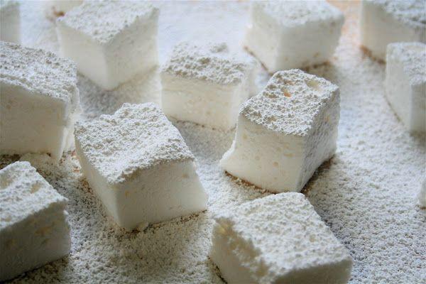 Homemade Marshmallows | alexandra's kitchen