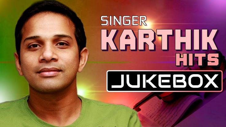 Karthik (singer) Telugu Latest Hit Songs || Jukebox