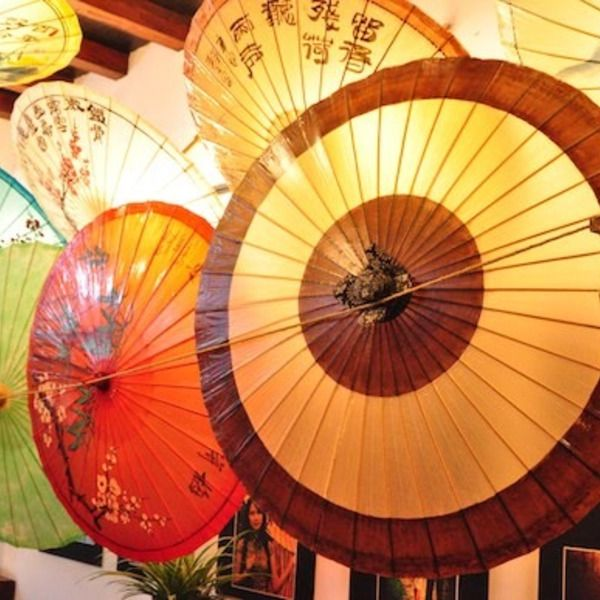 """""""Our umbrellas are a part of our culture that is disappearing,"""" says Cheng Dehu, the owner of Beijing's Ruo Shui Tang Oil Paper Umbrella Workshop. As China has modernized at a breakneck pace, most traditional oil paper umbrellas have been left behind. But Ruo Shui Tang artisans still turn them ou..."""