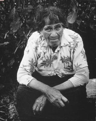 Ruawha Tamaiparea, Taranaki - 1965