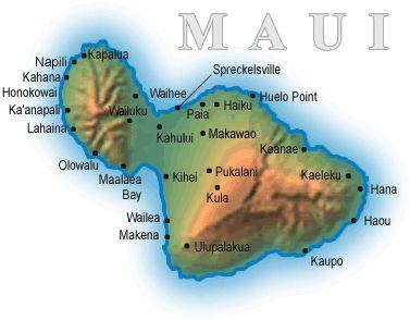 Paia, Maui - Hawaii - former home of Youth With a Mission, Maui