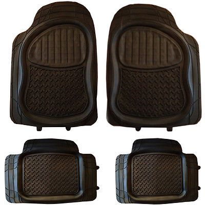 #Volvo v40 v50 v60 v70 v90 xc60 xc70 #rubber pvc car mats extra #heavy duty 4pcs, View more on the LINK: http://www.zeppy.io/product/gb/2/111543675411/