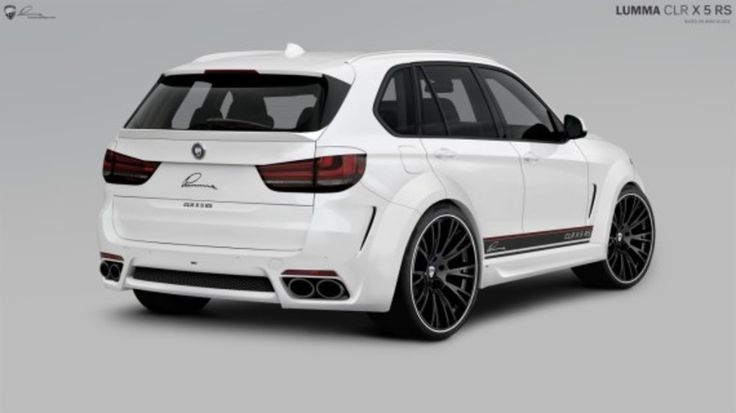 BMW - CLR X5 RS Tuned | By Lumma Design | Freshness