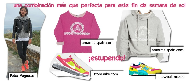 Sudadera Amarras Wm: http://amarras-spain.com/index.php?route=product%2Fproduct_id=145  Sudadera Amarras Pelu: http://amarras-spain.com/index.php?route=product/product_id=144