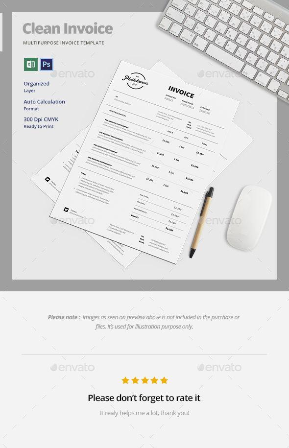 Pinterest u2022 The worldu0027s catalog of ideas - print invoice
