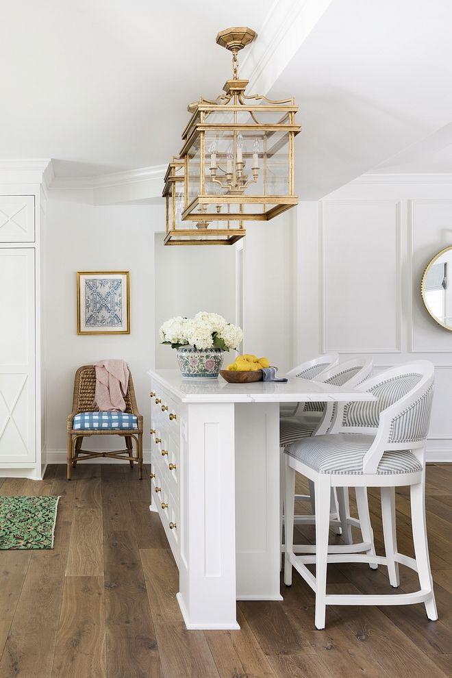 Narrow Kitchen Island Designs