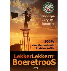 Boeretroos by The Coffee Roasting Company