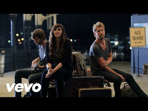 Lady Antebellum - Just A Kiss - YouTube