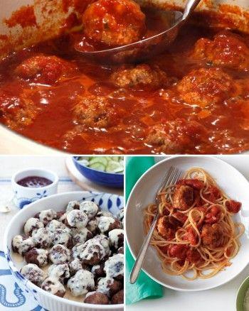 Make Ricotta-Stuffed Meatballs with John LaFemina