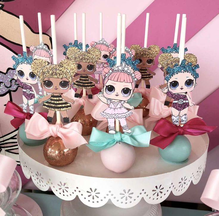 Presley's LOL Surprise Doll Party | CatchMyParty.com