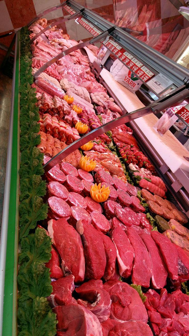 узнать правила оформление витрины магазина мясные деликатесы фото детей есть