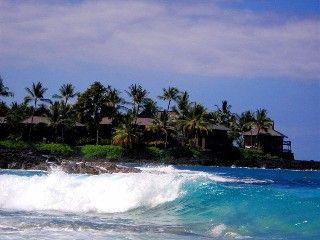 Modern Luxury in South Seas Setting