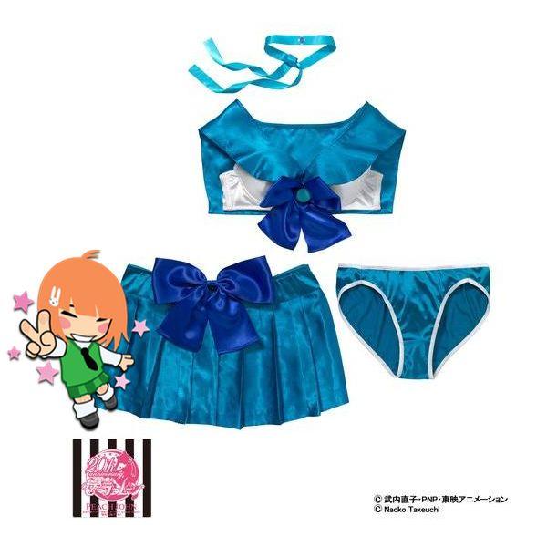 Sailor Moon x Peach John Lingerie Collection strikes again! | http://rink.me/1qmfttw